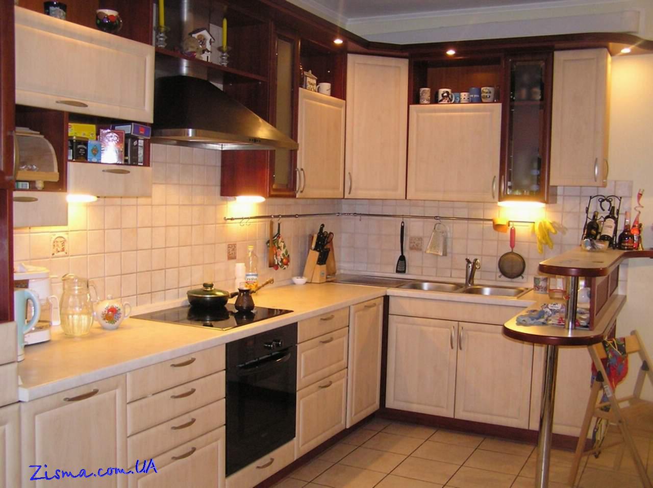 Дизайн кухни 8м2 с балконом дизайн кухни - фото, описание, с.